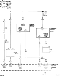 99 grand cherokee laredo 4 0l 42re transmission im getting the sensor being too far not too close but anyways here is the wire diagram so you can do the resistance test let me know if you need anything else