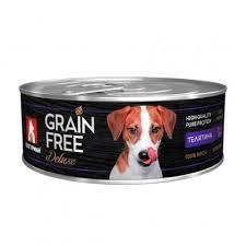 Марсик <b>Зоогурман Grain Free консервы</b> для собак Телятина ...