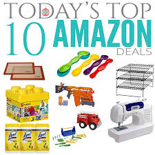 today top 10 amazon toy deals