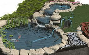 best koi pond waterfall filter
