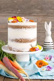 Carrot Cake With Cream Cheese Frosting Liv For Cake