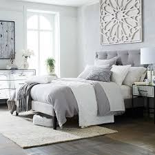 25 Best Ideas About White Grey Bedrooms On Pinterest Modern Chic ...