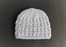 Free Knitting Patterns For Baby Hats Custom Ailsa Baby Hat Free Knit Pattern Free Baby Knitting