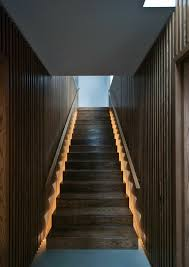 basement stairwell lighting. a step above the rest 15 spectacular modern staircases basement stairwell lighting