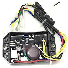 35KW AVR <b>KI</b>-<b>DAVR</b>-<b>50S</b> Automatic Voltage Regulator For KIPOR ...