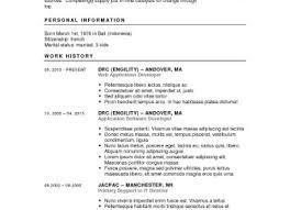 Mobile Resume Creator Lovely Resume Builder Mobile App Photos Entry Level Resume 19