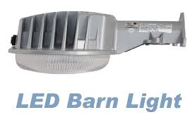 barn light fixture led with photocell zoom
