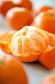 close up photo of a mandarin orange led