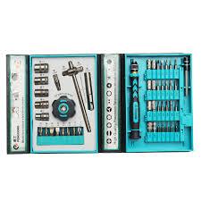 Repairing And Maintenance Penggong 8151b 47pcs Screwdriver Tools Kit Repairing Maintenance Tools