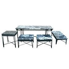 wrought iron furniture indoor wrought iron furniture indoor for marble and wrought iron tables indoor outdoor