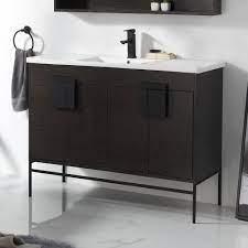 Lee 48 Single Bathroom Vanity Set Reviews Allmodern