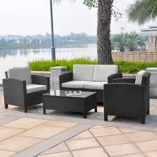 13tlg Xinro Polyrattan Lounge Set Gartenmöbel P Real
