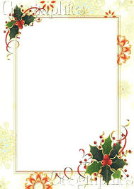 Christmas Template For Word Gorgeous Free Holiday Stationery Templates Word For Ms Design Christmas