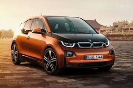 Sport Series 2015 bmw i3 : 2015 BMW i3 Review l ChickDriven - ChickDriven.com