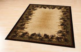 44655191ss mountain pinecone area rug collection