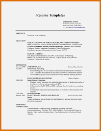 6 7 Resume For Teens Sowtemplate