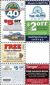 Downloadable Coupons Discount Coupons For The Smoky Mountains Pigeon Forge Discounts