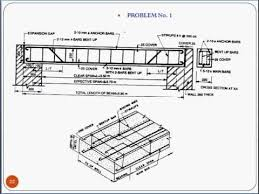 Rebar Design And Detailing Data Chart Beam Reinforcement Detailing Rcc Beam Detailing