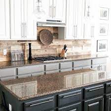 Top 60 Best Wood Backsplash Ideas Wooden Kitchen Wall Designs Country Kitchen Backsplash Kitchen Wall Design Wood Kitchen Backsplash
