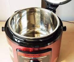 Nồi áp suất điện Khaluck KL-708S - Chính hãng giá tốt - DienMayHcm.Com