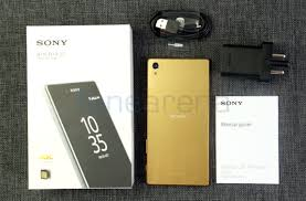 sony xperia z5 premium gold. sony xperia z5 premium dual_fonearena-02 gold m