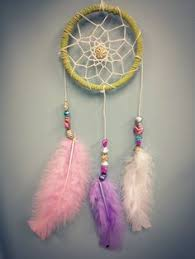 Materials For A Dream Catcher Mini dreamcatchers Dreamcatcher earrings Dream catcher earrings 23