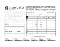 Blank Templates Free Agency Timesheet Template 9 Blank Templates Free Sample