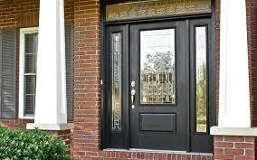 thermatru entry door r value therma tru fiberglass entry door