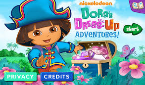 Dora S Dress Up Adventures Hd Android Apps On Google Play