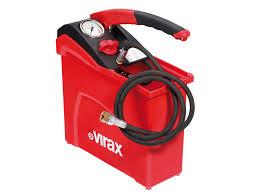 Pompa De Testare Presiune In Instalatii 100 Bar Virax Cod 262005