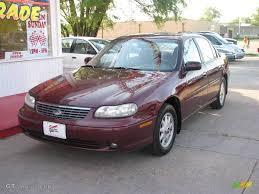 Malibu 97 chevy malibu : 1997 Dark Carmine Red Metallic Chevrolet Malibu LS Sedan #13238646 ...