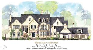 Stephen Fuller Designs  English Country ClassicClassic Country Style Homes