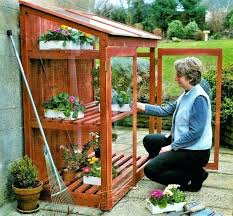 mini wooden greenhouse plans designs wood diy frame