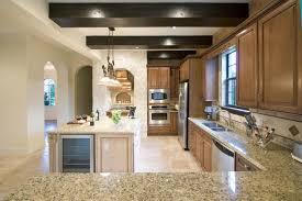 island design ideas designlens extended:  dp jorge ulibarri beige eclectic kitchen hjpgrendhgtvcom