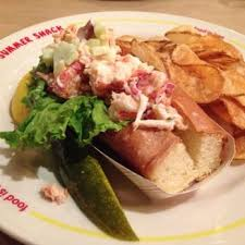 photo of summer shack boston ma united states lobster roll