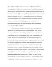 dracula documents course hero dracula novel and film essay
