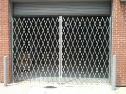 scissor security gate