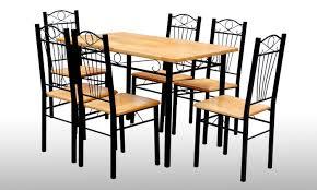 Ensemble Table Et Chaises Groupon Shopping