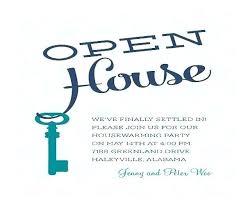 High School Graduation Open House Invitation Wording