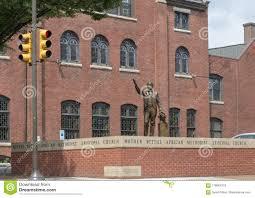 City Light Church Philadelphia Bronze Statue Of Richard Allen At Mother Bethel African