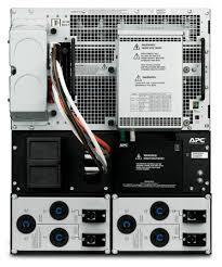 apc smart ups rt 20kva rm 208v apc smart ups rt 20kva rm 208v back view