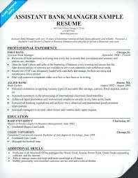 Bank Manager Resume Template Inspiration Branch Manager Resume Examples Of Resumes Shalomhouseus