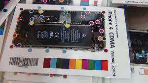 Iphone 4 4g Cdma Verizon Magnet Screw Chart Mat Magnetic Lcd Screen Repair Tool Cyberdocllc Iphone And Apple Products Hardware Repair Solutions