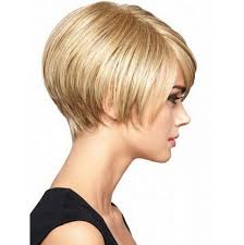 Women Short Hairstyles With Thick Hair