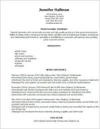 Skills For A Resume Elegant Bartender Resume Skills Resume For Awesome Bartending Resume Skills