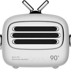 Беспроводная <b>колонка Devia Mini TV</b> (белый): продажа, цена в ...
