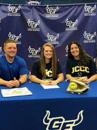 Ivy Brewer Signs with Johnson County CC - Team Kansas
