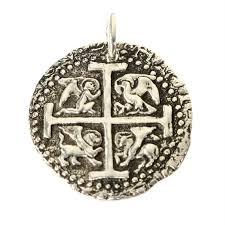 evangelist cross pendant retired james