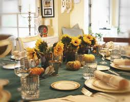 Sunflower Decor For Kitchen Ciao Newport Beach My Thanksgiving Table Revisited