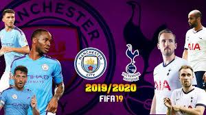 FIFA 19 | แมนซิตี้ VS สเปอร์ส | พรีเมียร์ลีก 2019/2020 !! มันส์